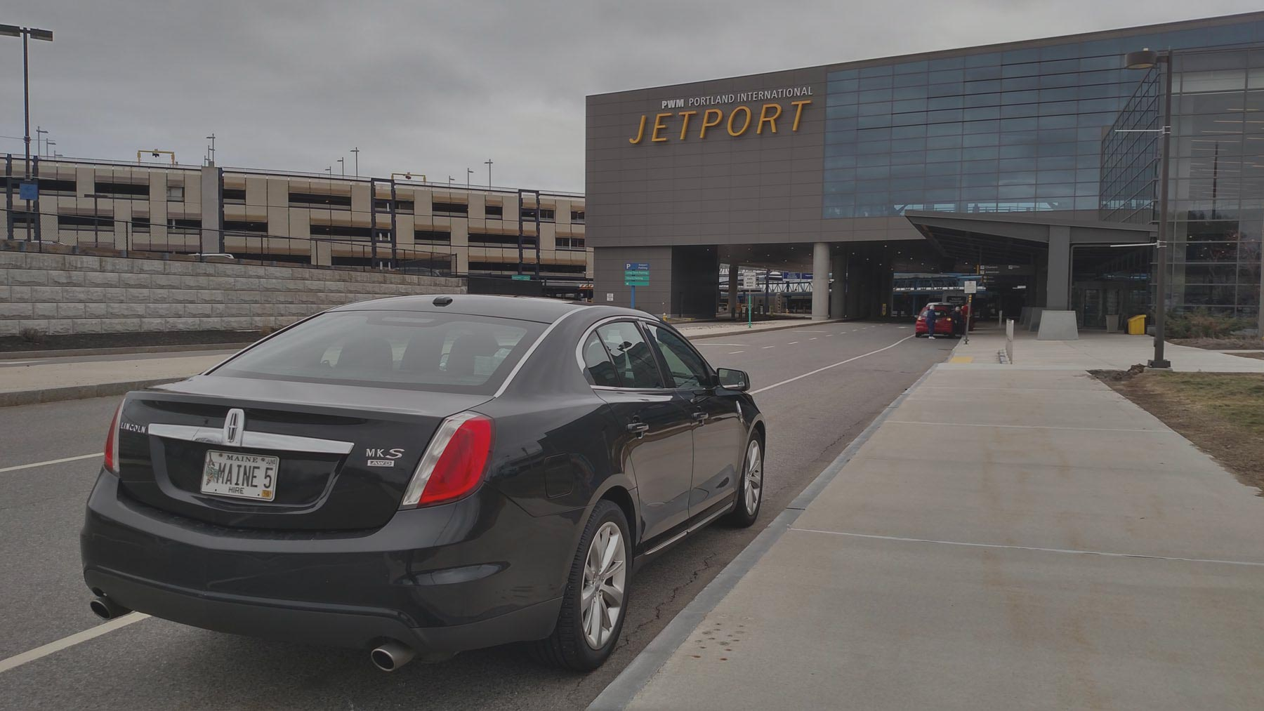 Car Services From Boston Logan Airport To Portland Maine