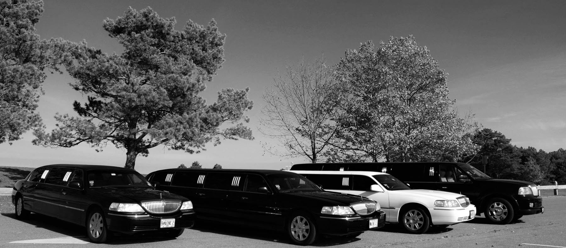 Maine Limo + Lilley's Limousine